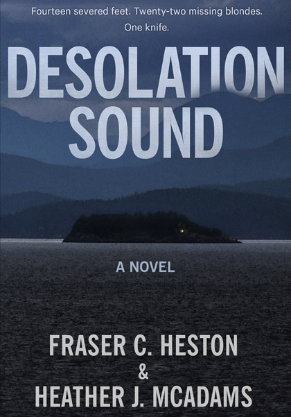 book cover for desolation sound